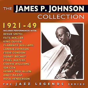 James P Johnson - Johnson James P-Collection1921-49 [CD] USA import