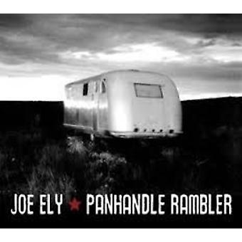 Joe Ely - Panhandle Rambler [CD] USA import