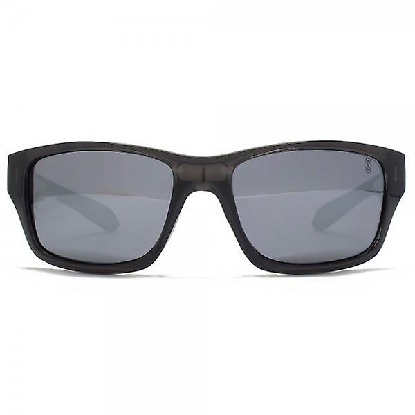 STORM Deadalus Sunglasses In Crystal Grey Polarised