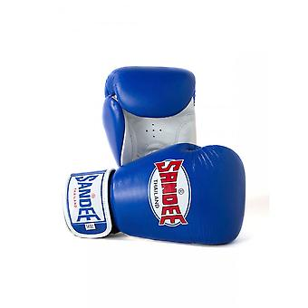 Sandee Blue-White Boxing Gloves