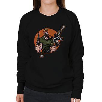 Smugleren Bro Jayne Firefly kvinders Sweatshirt