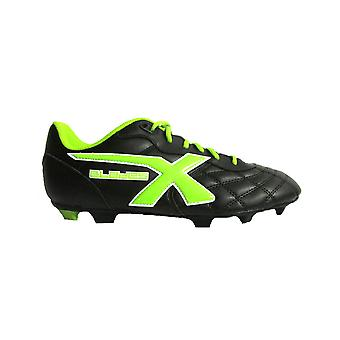 X BLADES legend 8 stud rugby boots [black/green]