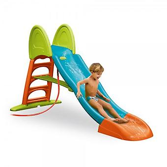 Feber Super Mega Slide Water Slide (Garden , Games , Swings and Slides)