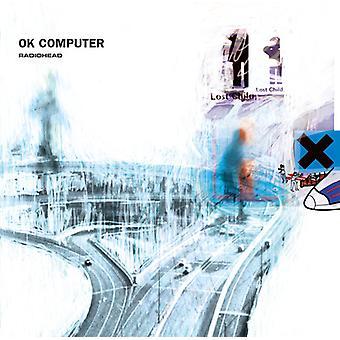 Radiohead - Ok Computer [CD] USA importerer