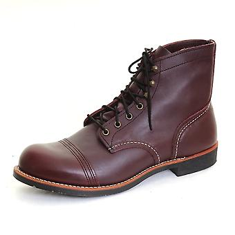 Red Wing Iron Ranger Herre Boot
