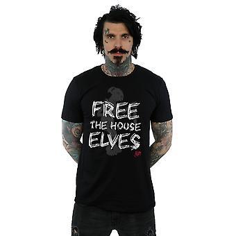 Harry Potter Men's Dobby Free The House Elves T-Shirt