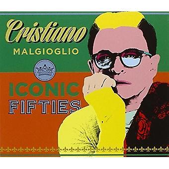 Cristiano Malgioglio - import USA kultowego pięćdziesiąt [CD]