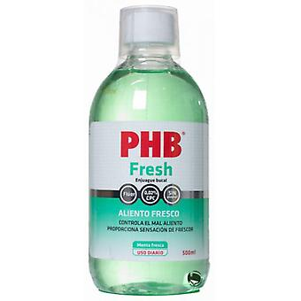 PHB Fresh mouthwash (Hygiene and health , Dental hygiene , Mouthwashes)