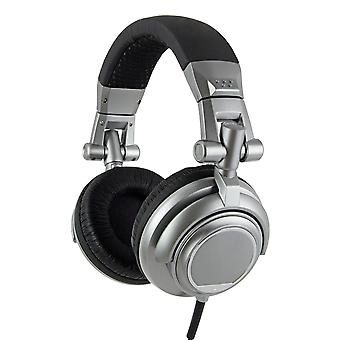 REYTID Noise Isolating Over-Ear Fully Adjustable Headphones Volume Control / Microphone 50mm Drivers Stereo DJ iPhone iPad Smartphone Tablet Android Titanium 3.5mm Jack 90° Swivel Ear Cups