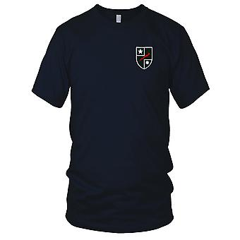 US Army dalekiego zasięgu - 5307th penetracja Special Ops haftowane Patch--wersja A Panie T Shirt