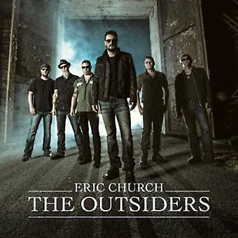 Eric Church - Outsiders [CD] USA import
