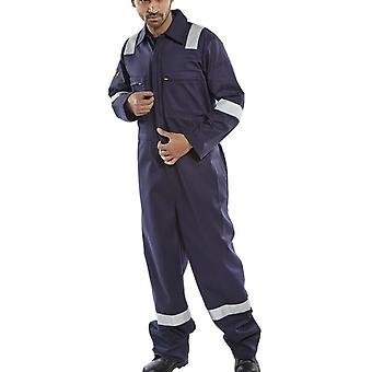 Click Fire Retardant Anti Static Erskine 'Offshore' Boilersuit - Cfrebs