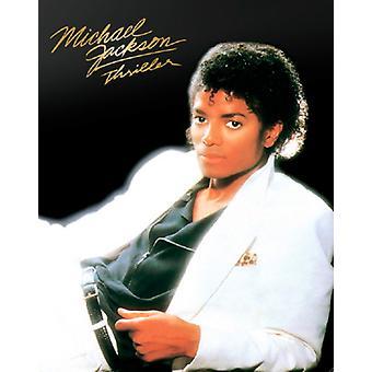 Michael Jackson - Thriller Poster Poster Print