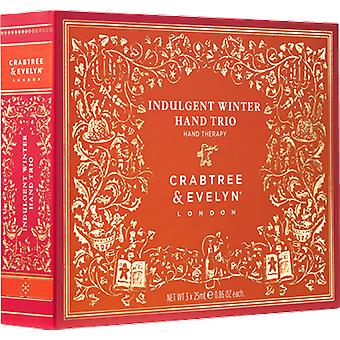 Crabtree & Evelyn Indulgent hiver main Trio