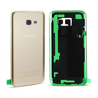 Samsung A520F Galaxy 2017 Battery cover A5-gold