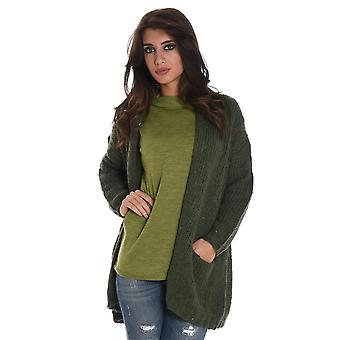 Sun 68 ladies 2727174 green plastic Cardigan