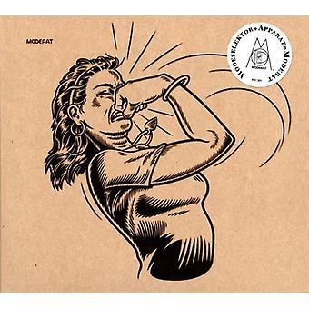 Moderat - Moderat [CD] USA importerer