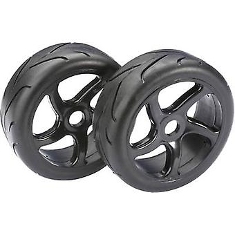 Absima 1:8 Buggy Wheels Street 5-spoke