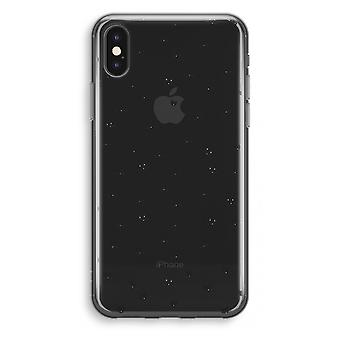 iPhone X Transparant Case - Little cats