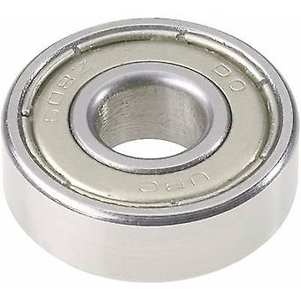 Deep groove ball bearing HTB 626 2RS Bore diameter 6 mm Outside