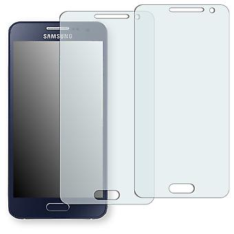 Samsung Galaxy A3 (2015) screen protector - Golebo crystal clear protection film