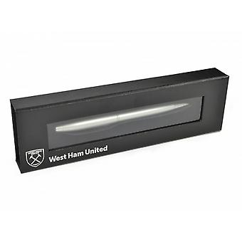 West Ham FC Official Football Etched Pen