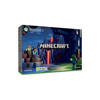 XBOX ONE S Limited Edition + 1 TB Minecraft Minecraft