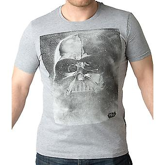 Star Wars Darth Vader grijs T-Shirt T-Shirt