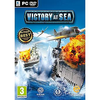 Victory at Sea (PC DVD) - Factory Sealed
