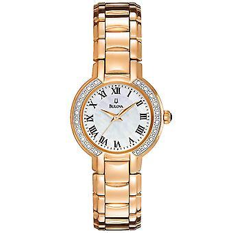 Bulova Ladies Watch 98R156