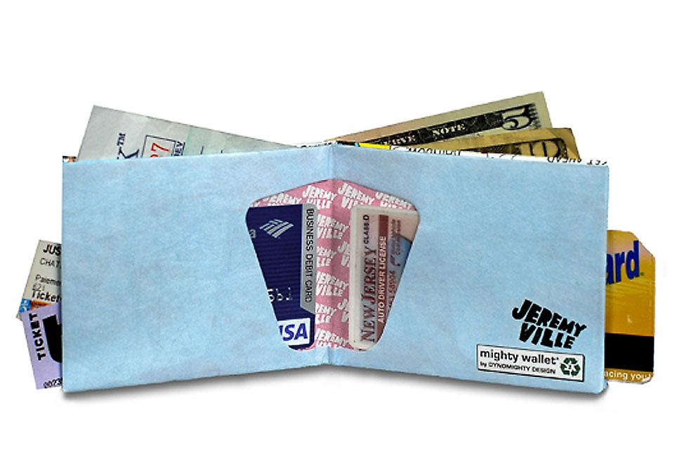 Stuff Happens Mighty Wallet, Bi-Fold Wallet by Dynomighty