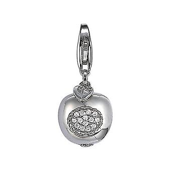 ESPRIT pendant charms Silber Apple cubic zirconia ESCH90945A000
