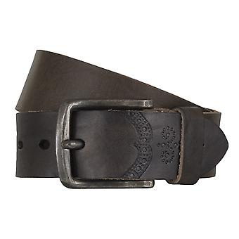 LLOYD Men's belt belts men's belts leather belt cowhide mud 4319