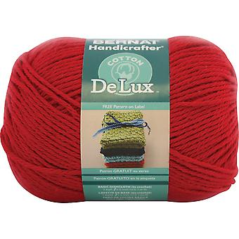 Handicrafter Delux Cotton Yarn-Poppy Red