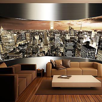 Papel de parede - Panorama da cidade de Nova York