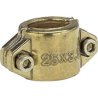 GARDENA 7211-20 Messing-Rohrklemme 25 mm (1)