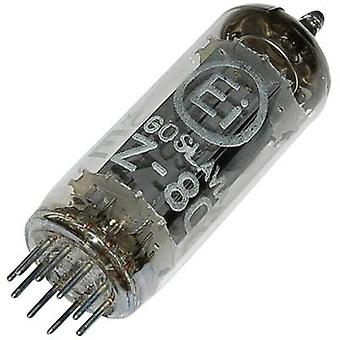 Vacuum tube EZ 80 = 6 V 4 Dual rectifier 250 V 90 mA Number of pins: 9 Base: Noval Content 1 pc(s)