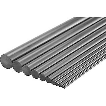 Carbon Rod (Ø x L) 3 mm x 1000 mm 1 pc(s)