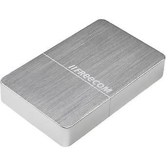 Freecom mHDD Desktop-Station 3.5 externe Festplatte 4 TB Silver USB 3.0