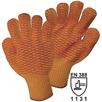 L+D Griffy Criss-Cross 1472 PAA Foresters gauntlet Size (gloves): 8, M EN 388 CAT II 1 pair