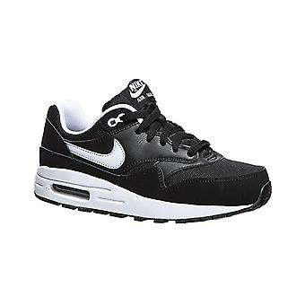 NIKE Air Max 1 junior kids sneaker black