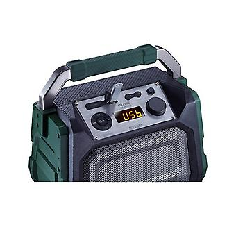 Mac audio MRS 555, mobile sound station in rugged outdoor design, 1 piece, new