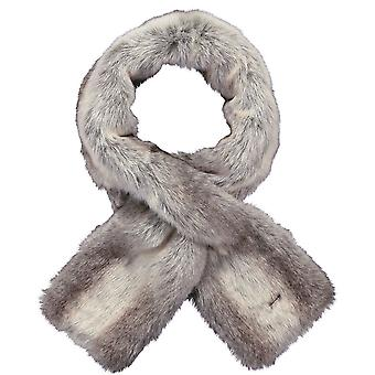 Barts Womens Holly Soft Fluffy Feel Faux Fur Winter Scarf