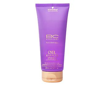 Schwarzkopf Bc Oil Miracle Barbary Fig Oil Restorative Shampoo 200ml Womens New