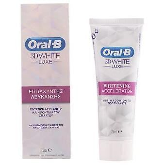 Oral B 3D White Whitening Accelerator Toothpaste 75 ml