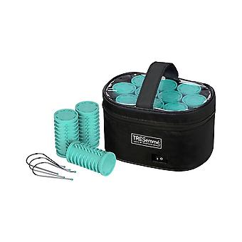 Tresemme 3039BU Beauty Full Volume Compact Heated Roller Set