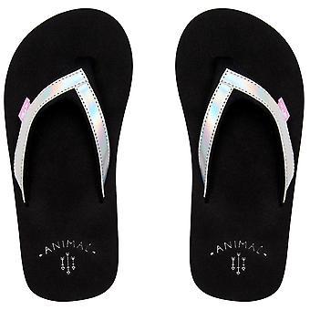 Zwierząt śmigać Slim dziewcząt dzieci lato Plaża wakacje Flip Flop sandały