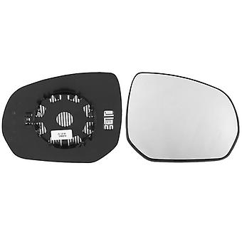 Right Mirror Glass (heated) & Holder for Citroen C4 Picasso 2007-2013