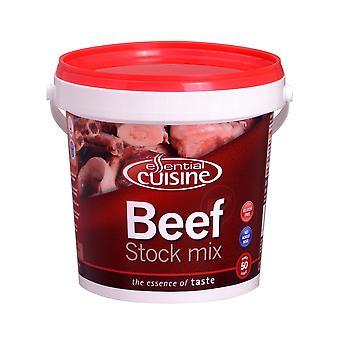 Wesentlichen Küche Gluten freie Rindfleisch Lager Mix