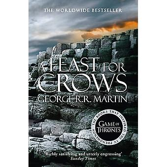 A Feast for Crows by George R. R. Martin - 9780007548279 Book